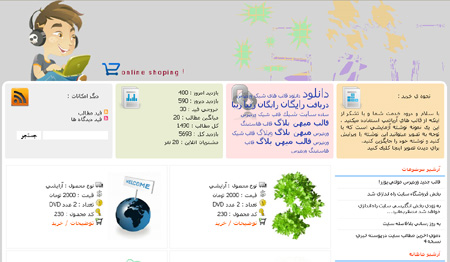 wordpress shoping theme